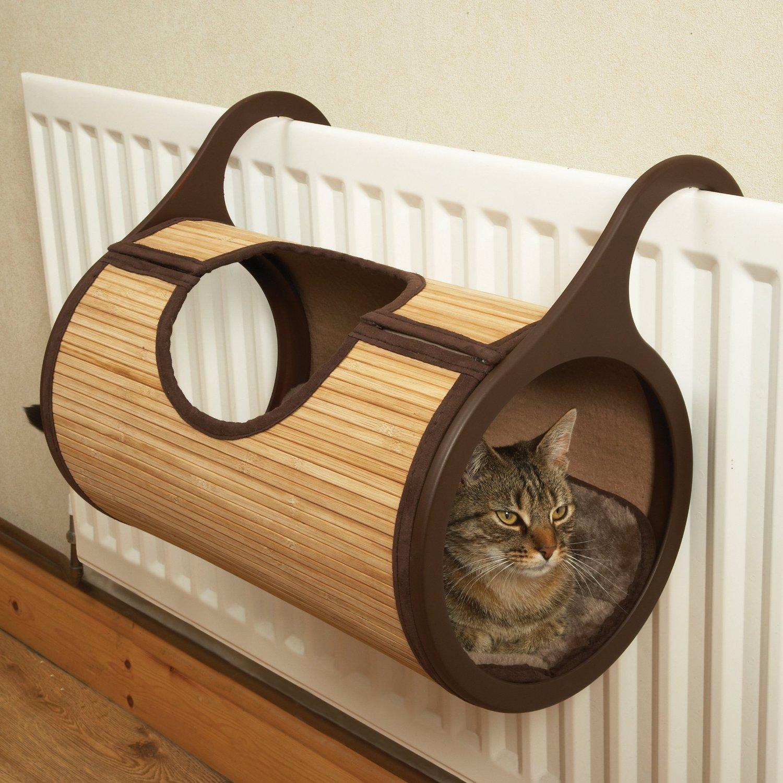 Katzenliege Heizung