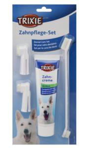 Zahnpflegeset für Hunde